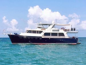 Used Marlow Explorer 65C Motor Yacht For Sale