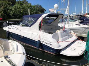 Used Larson Cabrio 370 Express Cruiser Boat For Sale