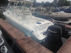 Used Triton 2690WA Walkaround Fishing Boat For Sale