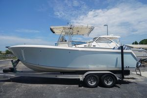 Used Sailfish 2660 CC2660 CC Saltwater Fishing Boat For Sale