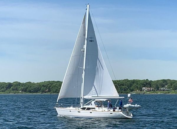 Used Oyster 53 Raised Salon Cruiser Sailboat For Sale
