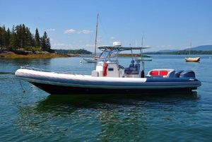 Used Hunt Yachts HBI 30 Tender Boat For Sale