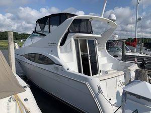 Used Carver Mariner 350 Aft Cabin Boat For Sale