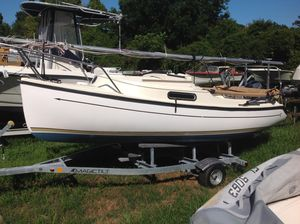 Used Com-Pac Legacy Daysailer Sailboat For Sale