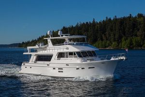 Used Hampton 658 Endurance Motor Yacht For Sale