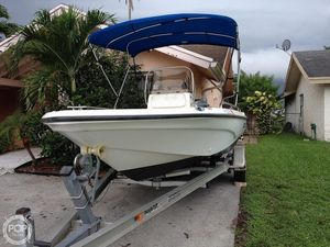 Used Polar 1900 CC Bay Boat For Sale