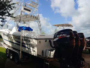 Used Hydra-Sports 3300 Center Console Center Console Fishing Boat For Sale