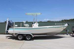 Used Blackjack 224 Center Console Fishing Boat For Sale