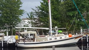 Used Tayana Mariner Cruiser Sailboat For Sale
