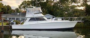 Used Viking Convertible Sportfish Sports Fishing Boat For Sale