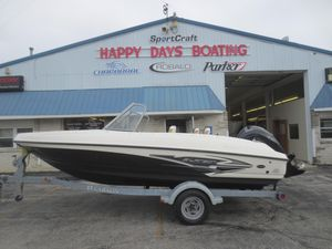 Used Larson 1820 DC1820 DC Dual Console Boat For Sale
