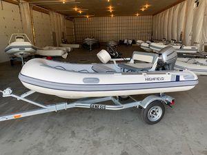New Highfield Cl340blt Tender Boat For Sale