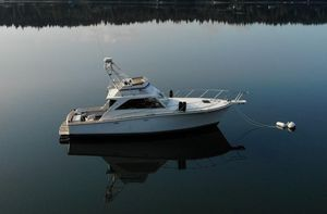 Used Pacemaker Sportfisherman Cruiser Boat For Sale