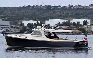 Used Hinckley Picnic Boat Classic Motor Yacht For Sale