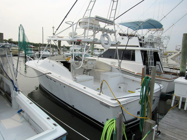 Used Luhrs 290 Tournament Cruiser Boat For Sale