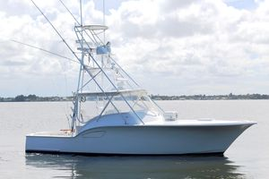 Used Out Island 36 Express Cruiser Boat For Sale