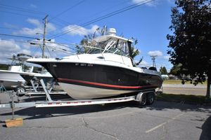 Used Striper 2601 Walkaround Center Console Fishing Boat For Sale