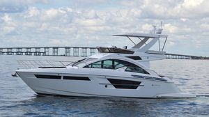 Used Cruisers Yachts 54 Fly Flybridge Boat For Sale