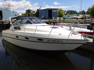 Used Tiara Slickcraft 310 SC Express Cruiser Boat For Sale