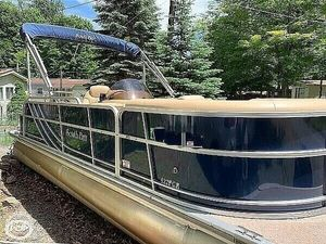 Used South Bay 422 FCR Pontoon Boat For Sale