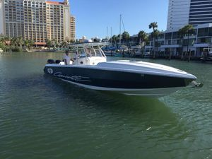 Used Cigarette 39 Top Fish High Performance Boat For Sale