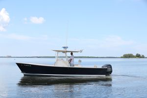 Used Albury Brothers 27 Center Consle Center Console Fishing Boat For Sale