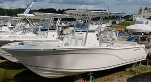 New Sea Fox 249 Avenger Saltwater Fishing Boat For Sale