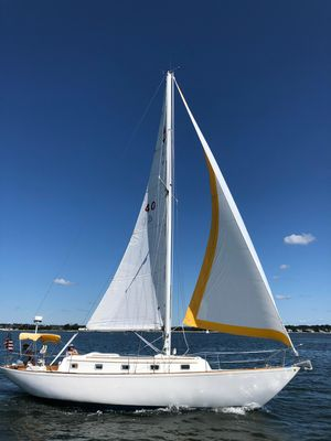Used Bristol 40 Sloop Cruiser Sailboat For Sale