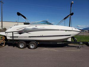 Used Monterey 234 Explorer234 Explorer Bowrider Boat For Sale