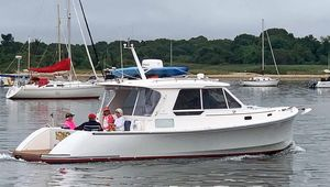 Used True North 34 Mkiii Motor Yacht For Sale