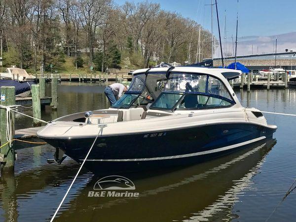Used Sea Ray 350 SLX350 SLX Bowrider Boat For Sale