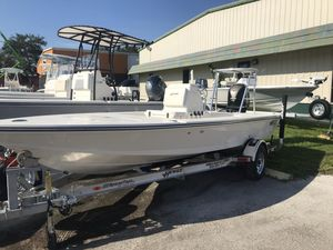 New Hewes Redfisher 18Redfisher 18 Flats Fishing Boat For Sale