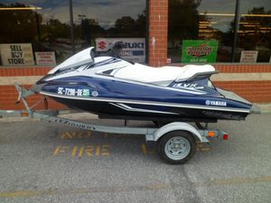 Used Yamaha Waverunner VX Deluxe High Performance Boat For Sale