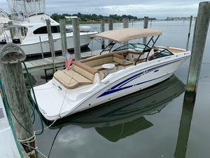Used Sea Ray 270 Sundeck Bowrider Boat For Sale