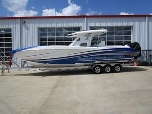 Used Sunsation 34 CCX Center Console Fishing Boat For Sale