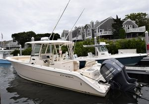 Used Cobia 34 Center Console Center Console Fishing Boat For Sale