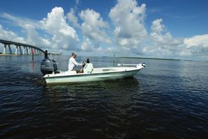 Used Hell's Bay Marquesa Saltwater Fishing Boat For Sale