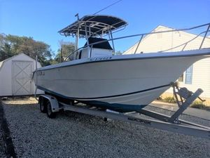 Used Sea Fox 257 Center Console Center Console Fishing Boat For Sale
