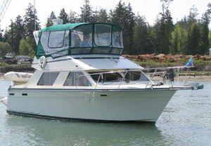 Used Tollycraft Sport Sedan Sports Cruiser Boat For Sale