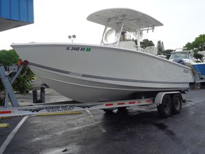 Used Jupiter 26 CC Center Console Fishing Boat For Sale