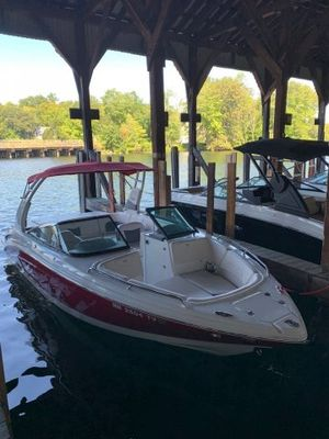 Used Chaparral 227 SSX227 SSX Sports Fishing Boat For Sale