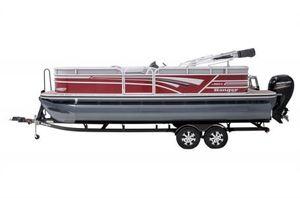 New Ranger REATA 223C w/150L 4SREATA 223C w/150L 4S Pontoon Boat For Sale