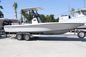 New Shearwater 270 Carolina Flare Center Console Fishing Boat For Sale