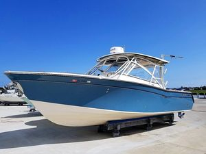 Used Grady-White Freedom 307 Cruiser Boat For Sale