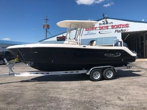 New Robalo R242EXR242EX Center Console Fishing Boat For Sale