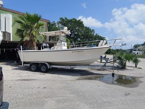 Used Parker 2300 Center Console Center Console Fishing Boat For Sale