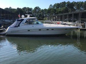 Used Sea Ray 460da Express Cruiser Boat For Sale