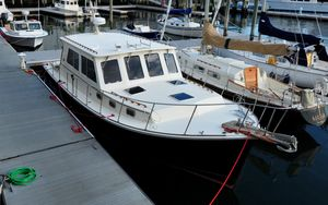 Used Atlantic BHM Duffy 36 Downeast Fishing Boat For Sale