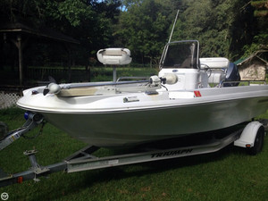 Used Triumph 190 Bay Boat Bay Boat For Sale