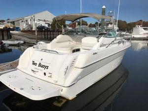 Used Sea Ray 270 DA New Power Express Cruiser Boat For Sale